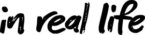 In Real Life Logo - BLACK copy